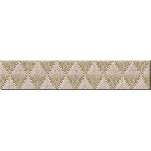 бордюр Азори Illusio Beige Border ''Geometry''