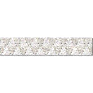 бордюр Азори Illusio Bianco Border ''Geometry''