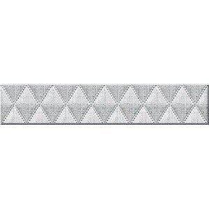 бордюр Азори Illusio Grey Border ''Geometry''