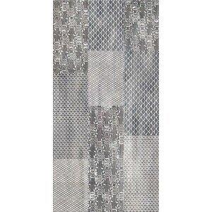 настенная плитка Азори Pandora Grey Ornament