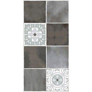 настенная плитка Азори Glam Mocca Ornament 2