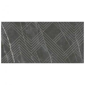 декор Азори HYGGE GREY CRISTALL 31,5х63